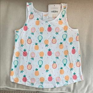 NWT, Gymboree girls tanks size 4T
